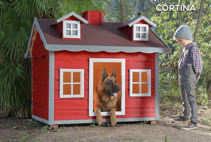Isolierte hundehütte CORTINA | Dog | Pinterest | isolierte ...