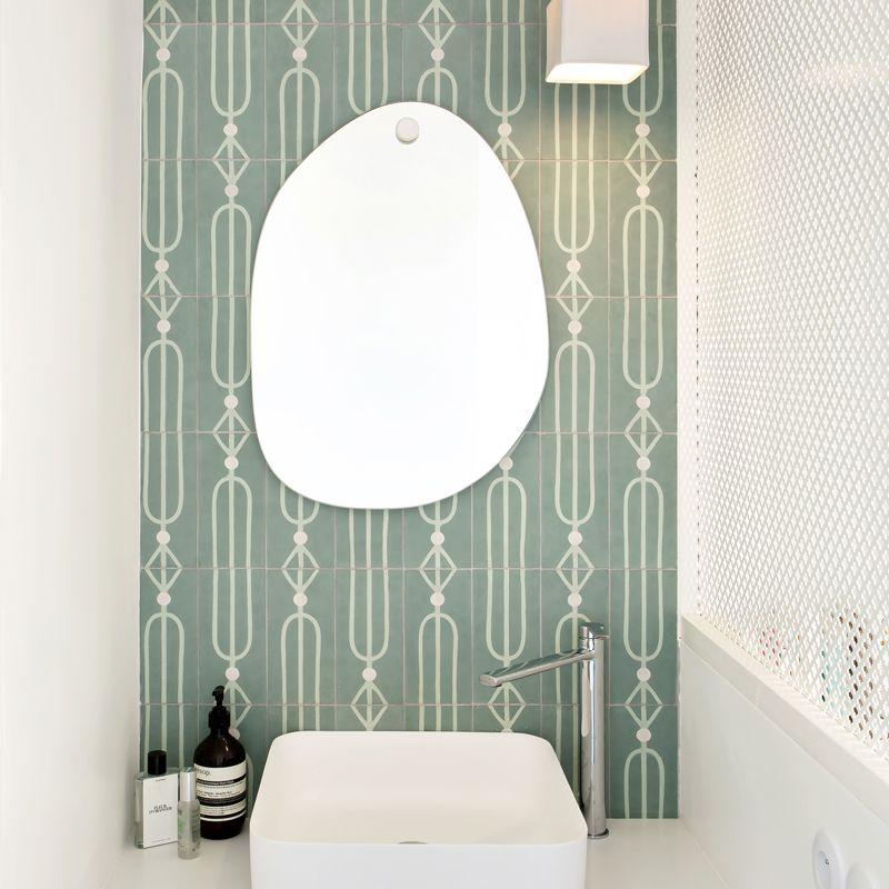 22+ Dessin mur salle de bain ideas
