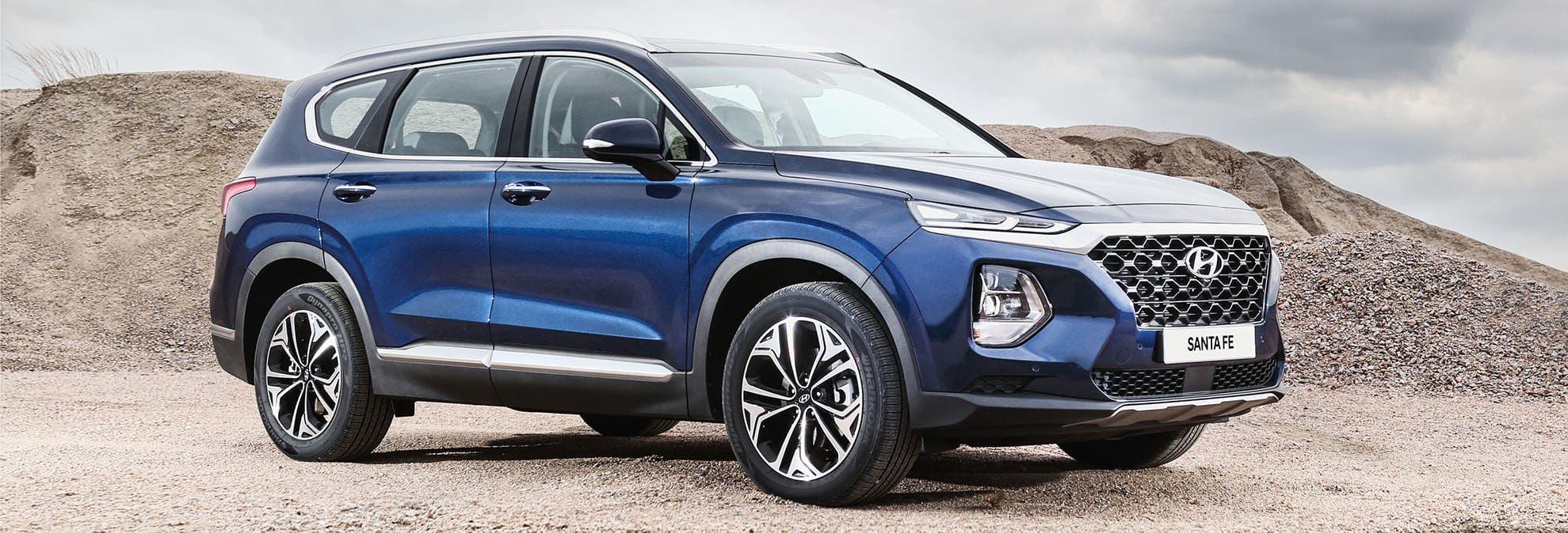 2019 Hyundai Santa Fe Gets A Major Makeover Hyundai Santa Fe Sports Cars Hyundai