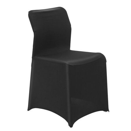 25pcs Reusable Party Wedding Chair Covers Stretch Universal Polyester Spandex Chair Cover For Weddings Banquet