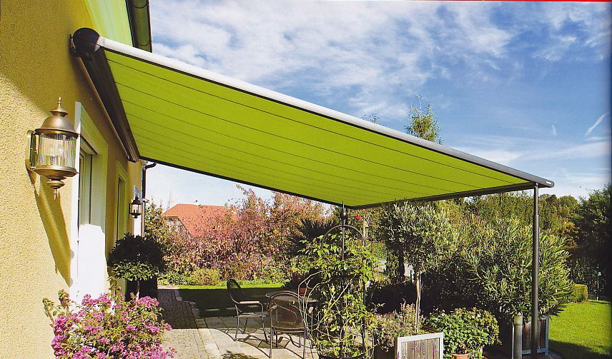 Fresh Markilux Pergola optionally with zip system Markilux Pergola is rated to a