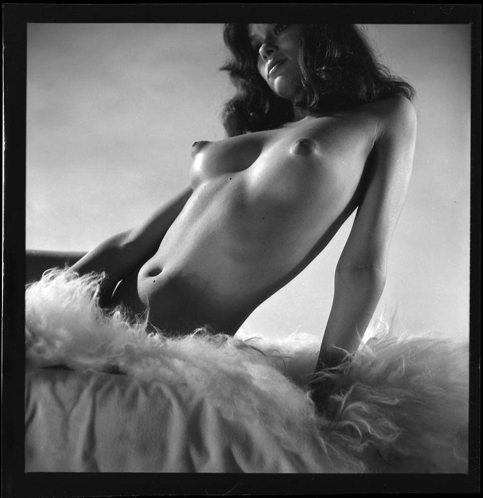 Vintage  Peter Basch Camera Negative Erotic Nude Photo Shoot Lauren Hutton