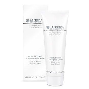 Janssen optimal tinted moistuizer