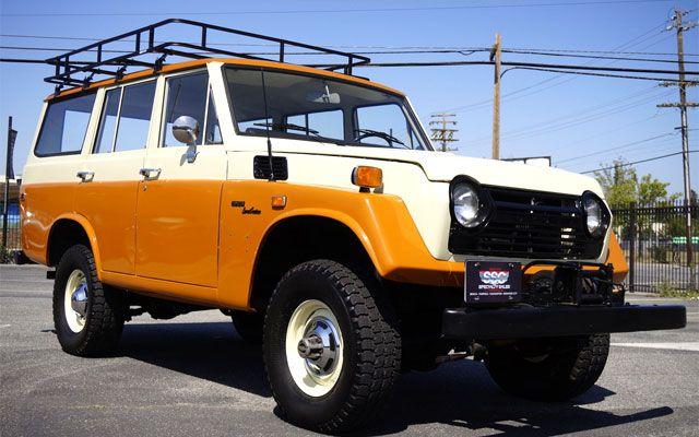 1970 Toyota Land Cruiser 4 Door Fj55 Blog Cars On Line Land Cruiser Toyota Land Cruiser Toyota