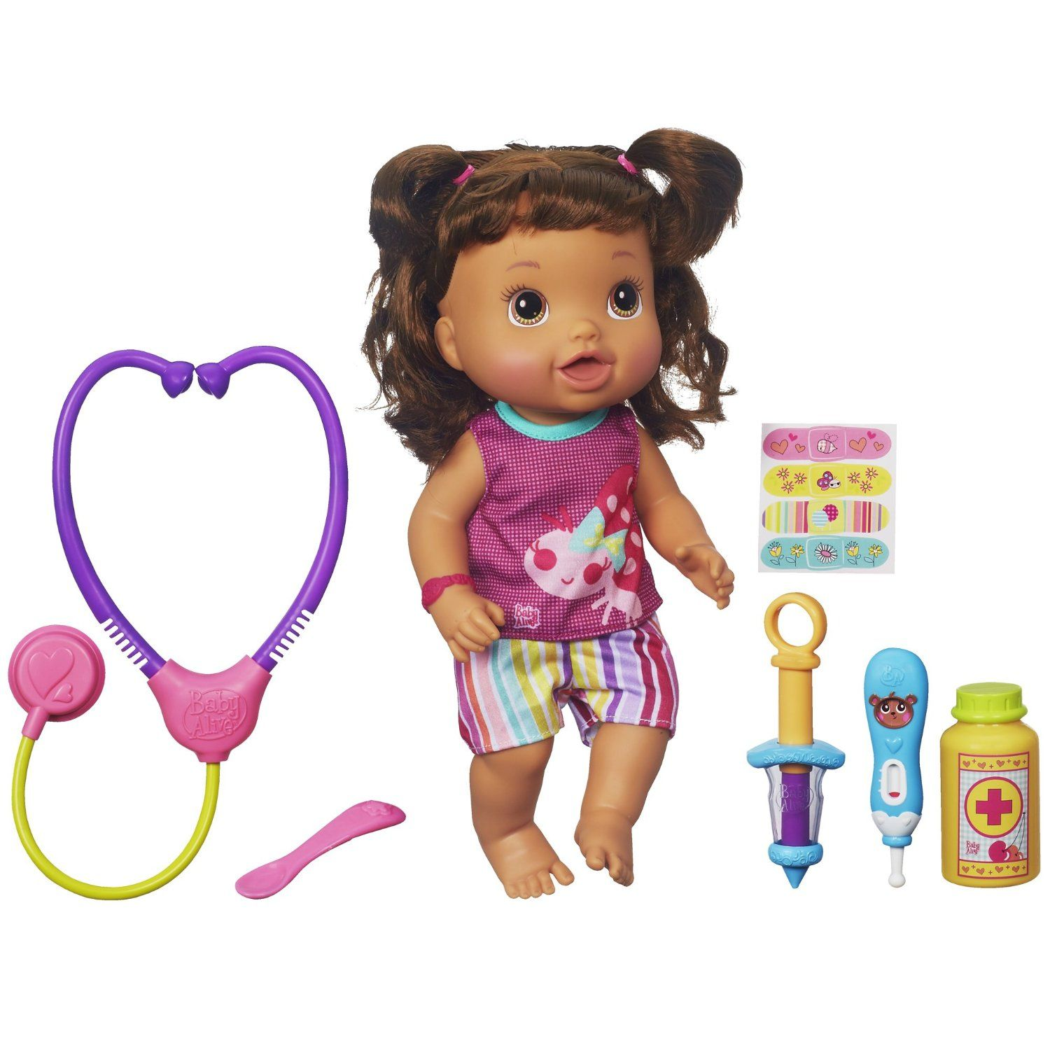 Amazon Com Baby Alive Make Me Better Baby Doll Toys Games Best Baby Doll Baby Doll Nursery Baby Alive