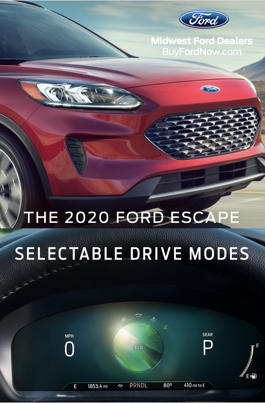 The 2020 Ford Escape In 2020 Ford Escape 2020 Ford Explorer Ford