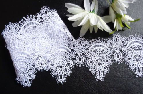 Lovely 2 color  lace trim  = selling by the yard //select color//