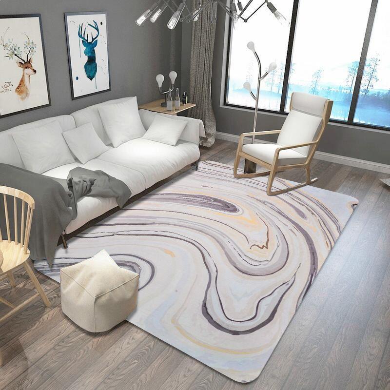 Pin On Rug On Carpet Living Room