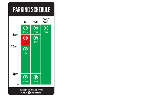 To Park or Not to Park? Redesigning the Parking Sign.