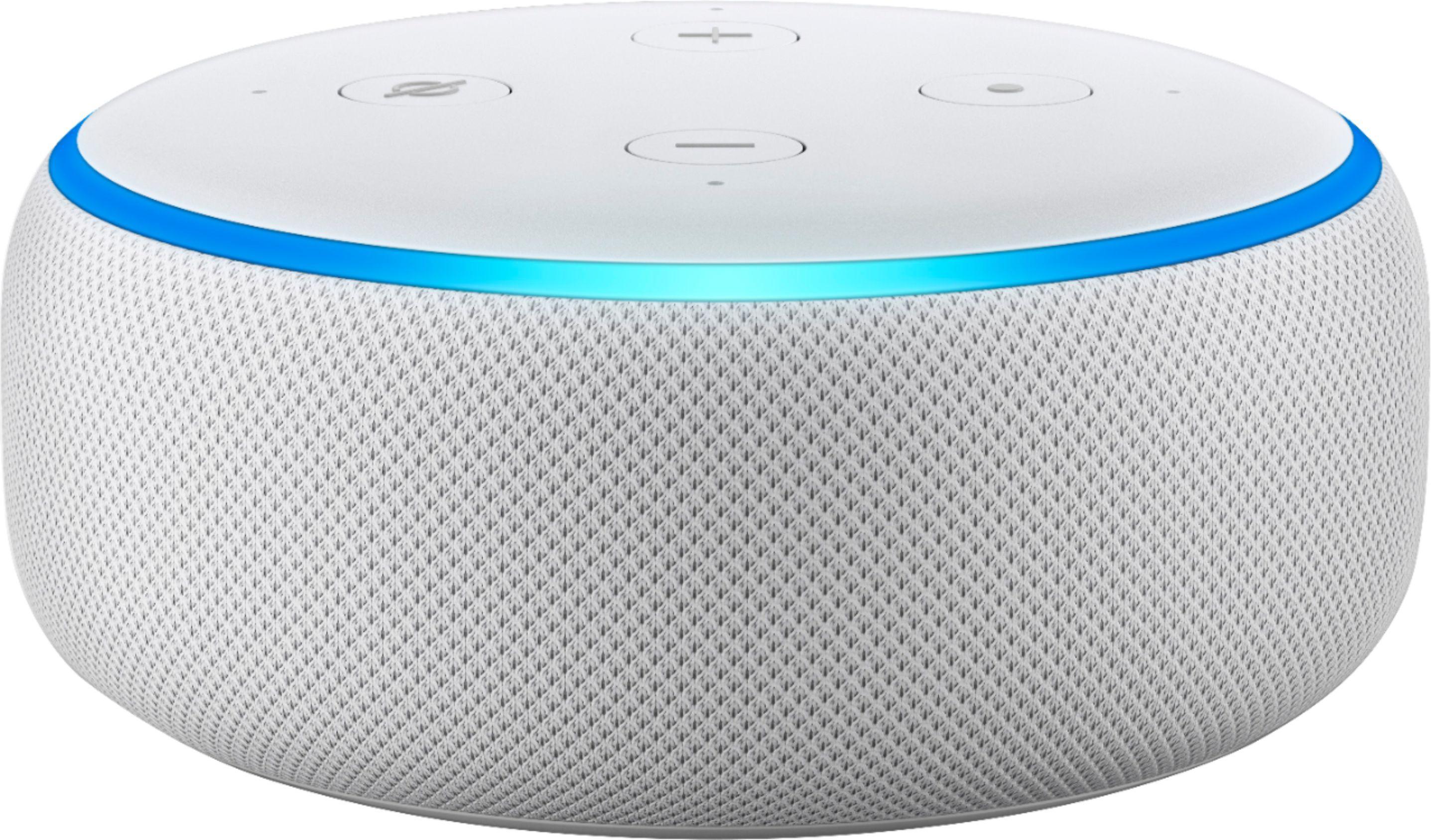 Amazon Echo Dot 3rd Gen Smart Speaker With Alexa Sandstone B07pgl2n7j B0792r1rsn Amazon Echo Echo Dot Smart Speaker