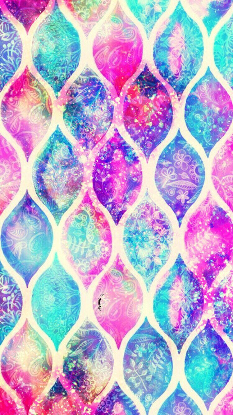 galaxy background patterns - photo #11