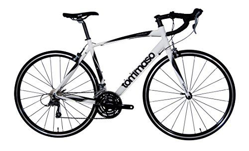 Tommaso Forcella Compact Aluminum Road Bike Matte White Xs Learn More By Visiting The Image Link Best Road Bike Bike Bicycle