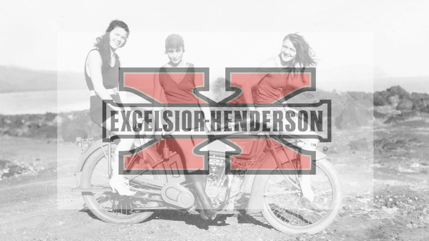 Want to buy a motorcycle company? Excelsior-Henderson Motorcycle ...
