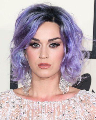 How To Get Katy Perry S Perfect Purple Hair Photo Cabello De Color Lavanda Look De Cabello Cabello De Color Pastel