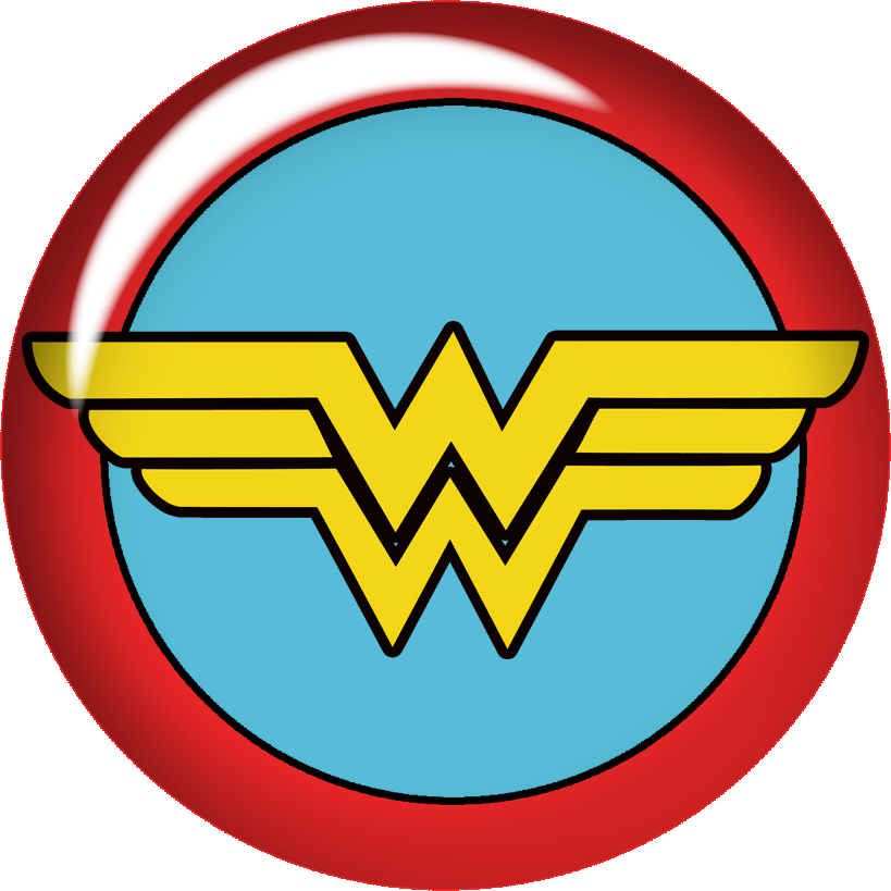 Wonderwoman Baby Clipart. Superhero birthday Pinterest
