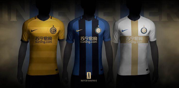 Nike Inter Milan 2018-19 Concept Kits - Footy Headlines  55dd1a545