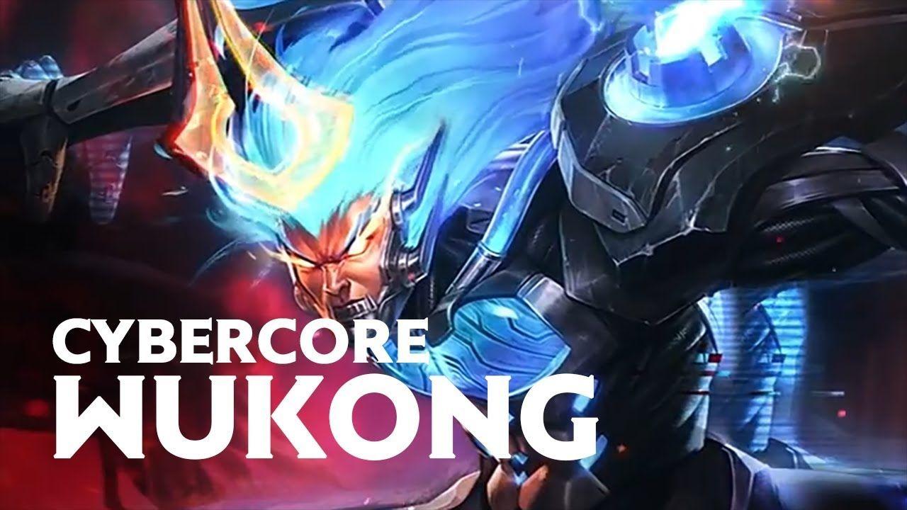 New Skin Cybercore Wukong Teaser Https Youtu Be T99pmmy Jkk Co