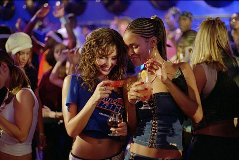 Still Of Jessica Alba And Joy Bryant In Honey Jessica Alba Joy