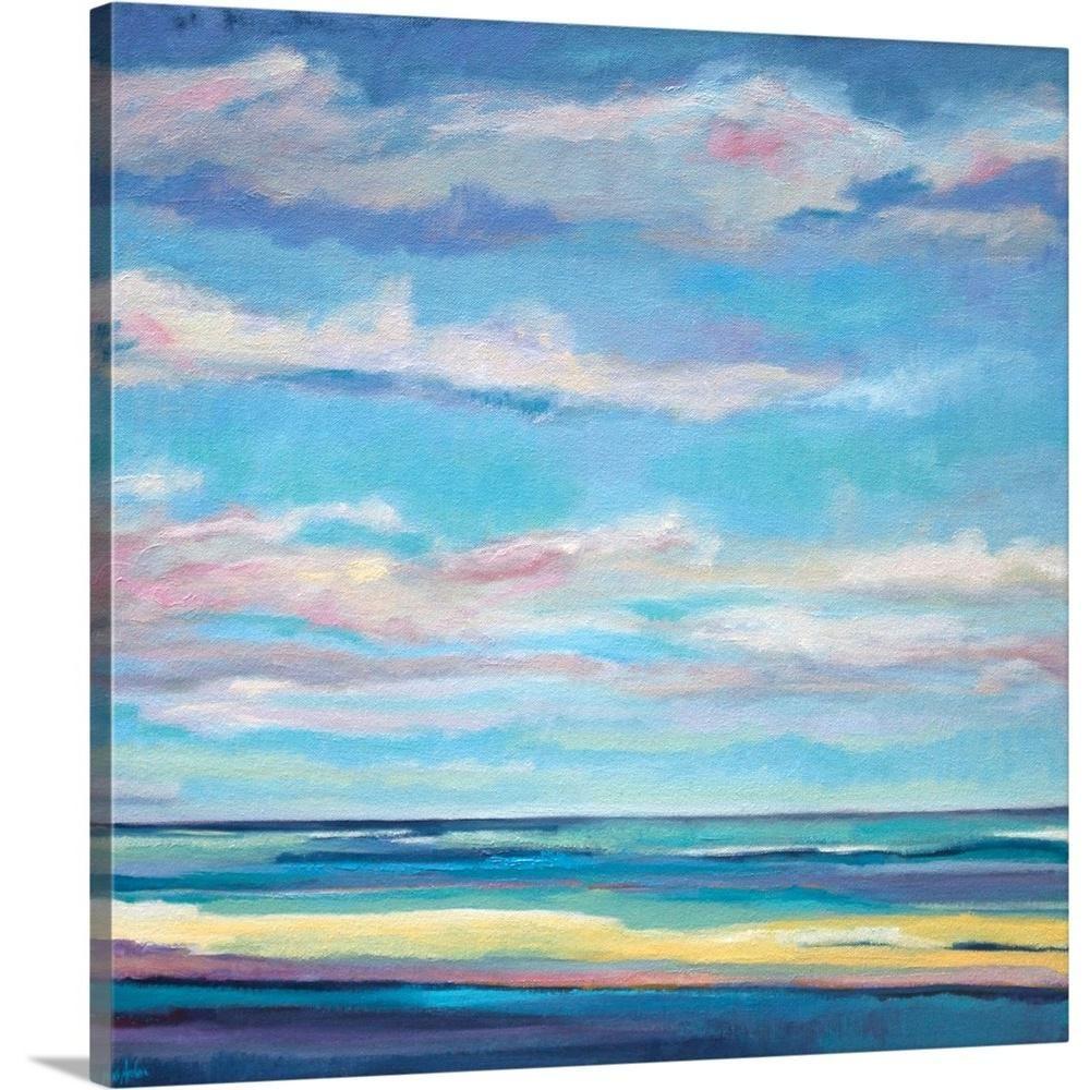 "GreatBigCanvas ""Tidal Surge"" by Niki Arden Canvas Wall Art"