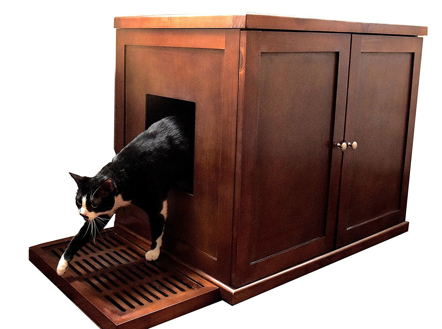 Pin by Casey on Cats' stuff Litter box covers, Litter