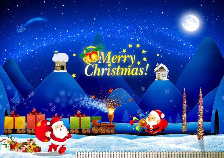 Merry Christmas  General    Christmas Card Templates