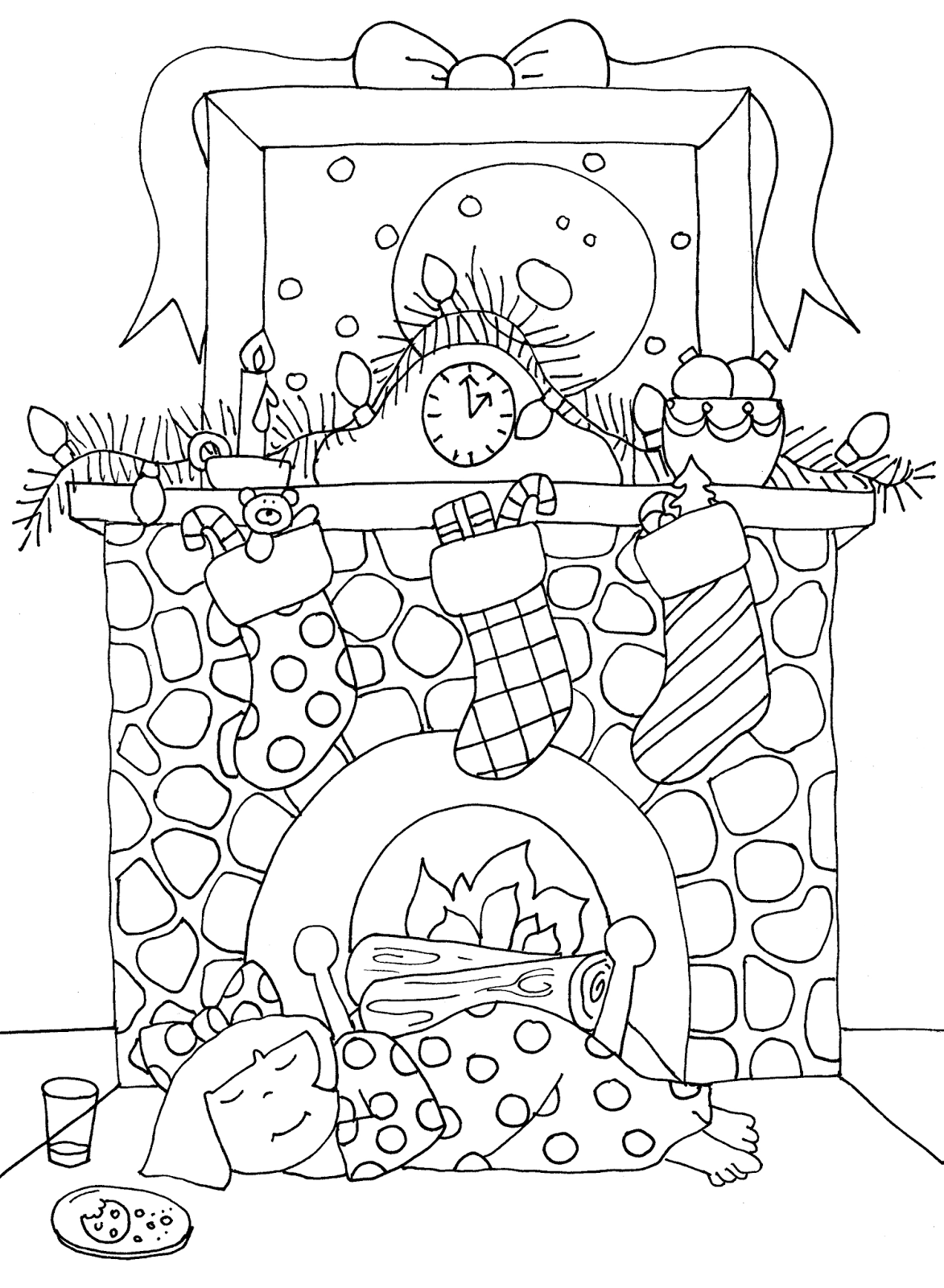 free dearie dolls digi stamps | cards -- digital stamps | christmas