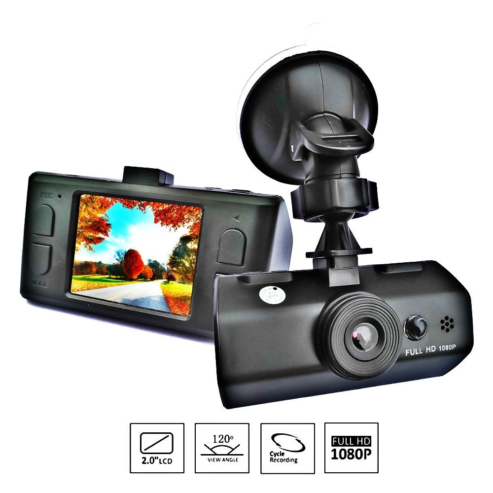 Hd1080p Car Dvr Video Recorder Mini Car Camera Multiple Languages Dash Cam Led Night Vision Recording Registrator Without Tf Card Wish Dashcam Car Camera Mini Cars