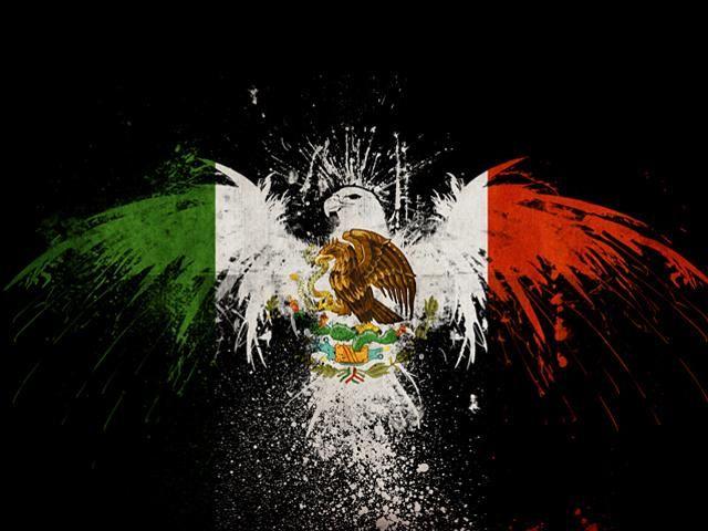 Aguila Mexicana  Bandera Mexicana Dibujo 2  Pinterest  Aguila