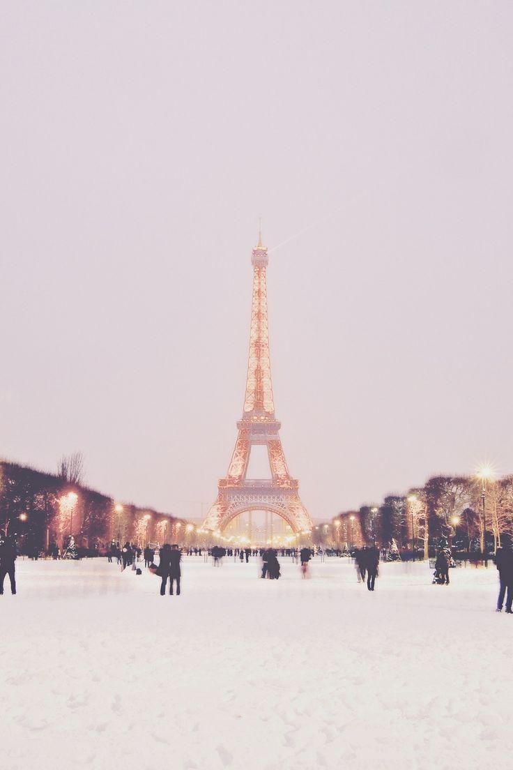 #Paris ♥ Manhattan Girl