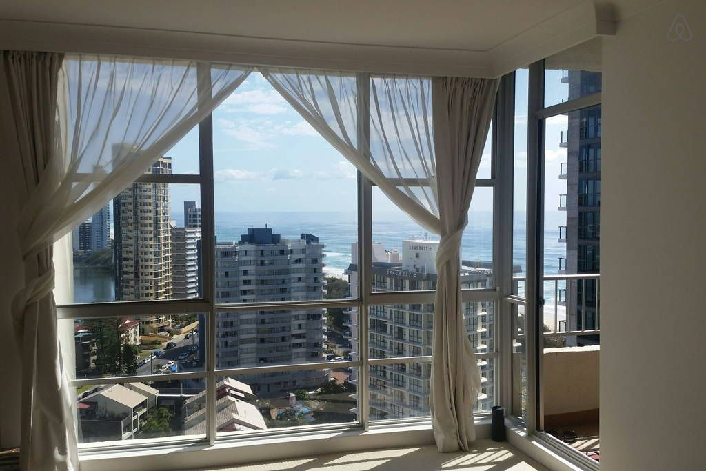 Ocean City Views 1min To Beach Apartments For Rent In Surfers Paradise City View Apartment Surfers Paradise City View