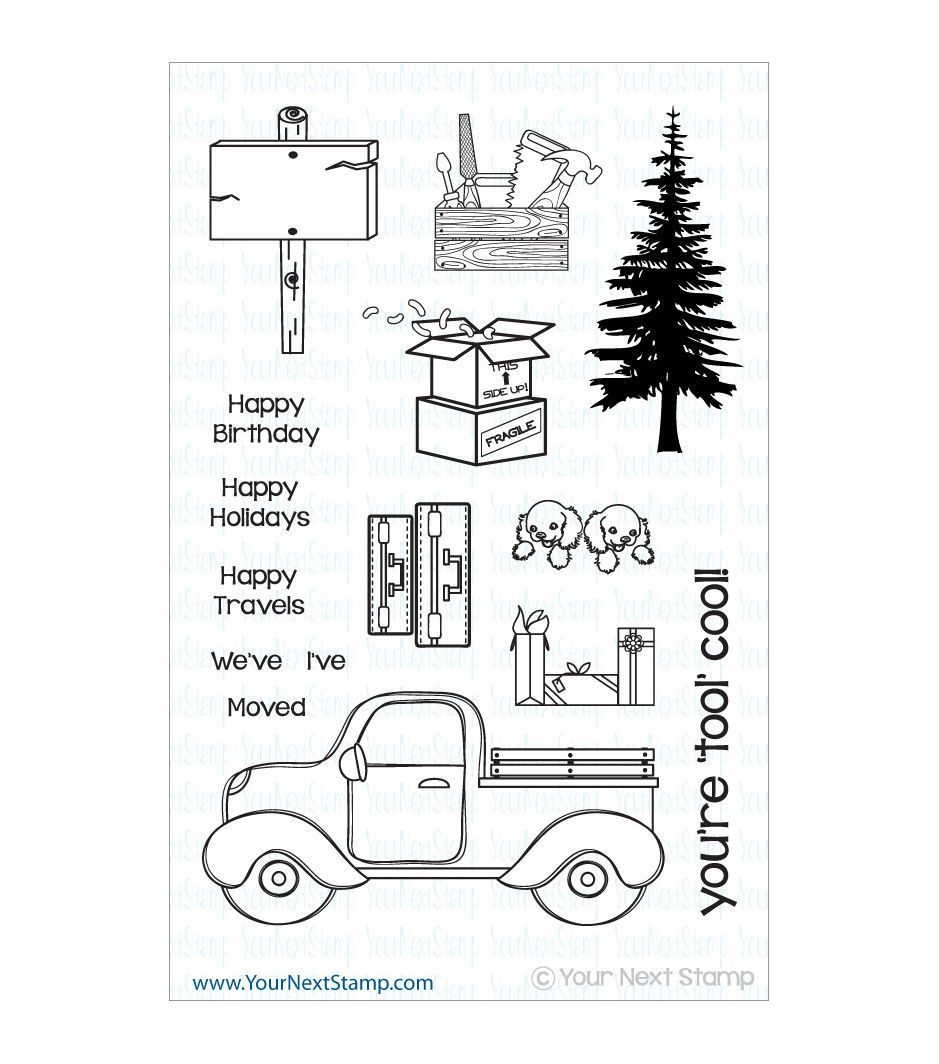 Your next stamp clear stampsload up products i love pinterest