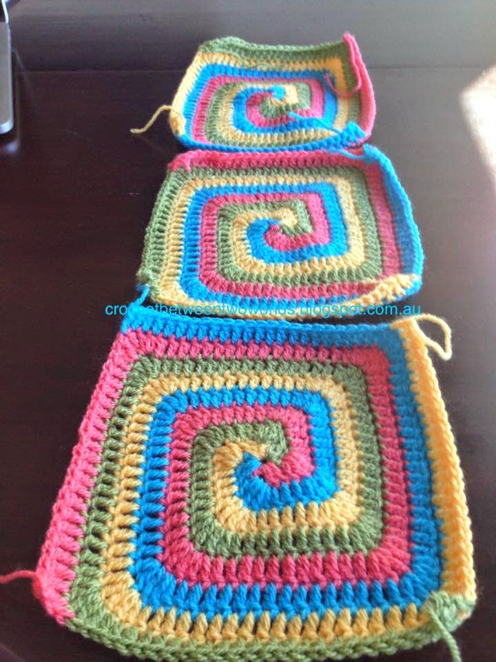 Pattern: Solid Spiral Granny Square (translated from Patt ...