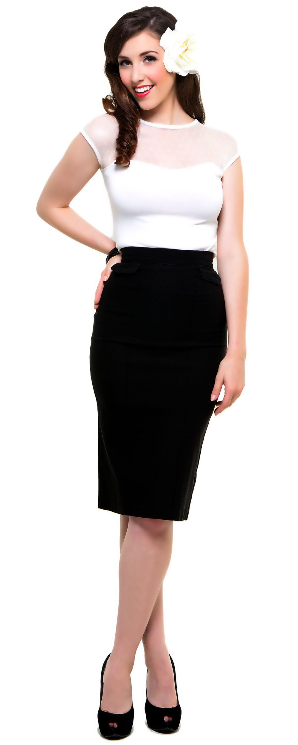 Pencil Skirt Prom Dresses