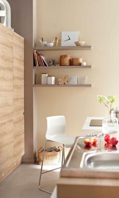 Peinture cuisine tendance 2018 Kitchens and House
