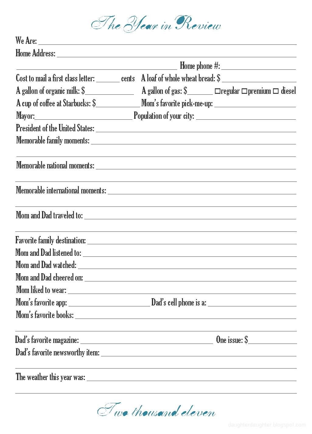 Worksheets Time Capsule Worksheet it doesnt have to be actual things in the time capsules these printables