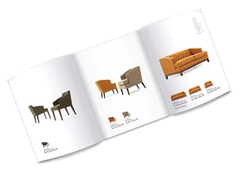 furniture brochure design 2. furniture brochure design 2   Design   Pinterest   Furniture