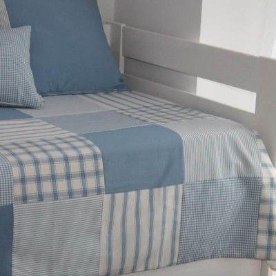 Edredon ajustable Marcos | alfombras patchwork patrones | Pinterest ...