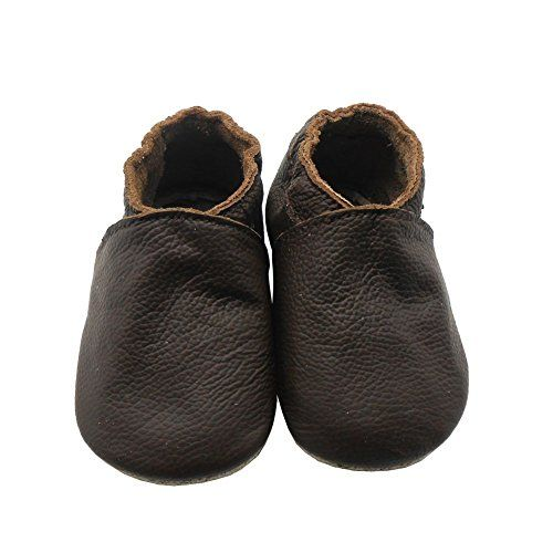 Leather baby moccasins, Toddler shoes