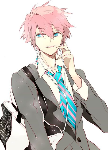 Hey I M Dakota I M 19 And I M Known For Being Very Kind And Nice But I M Also A Bit Of A Yandere At Least That Anime Boy Hair Pink Hair Anime