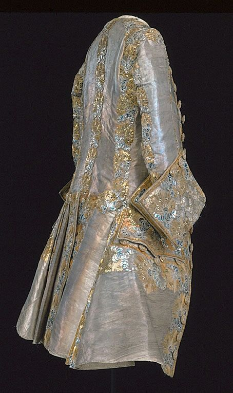 Abito di matrimonio di Gustavo III - 1766