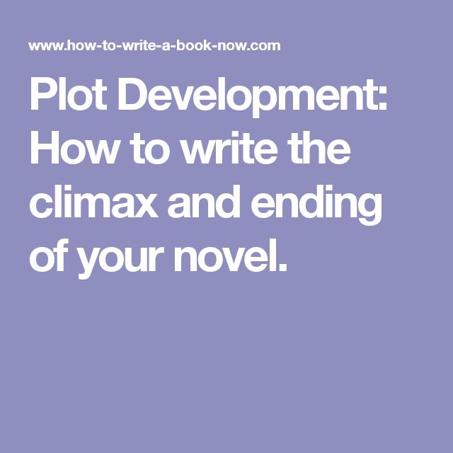 climax of a novel