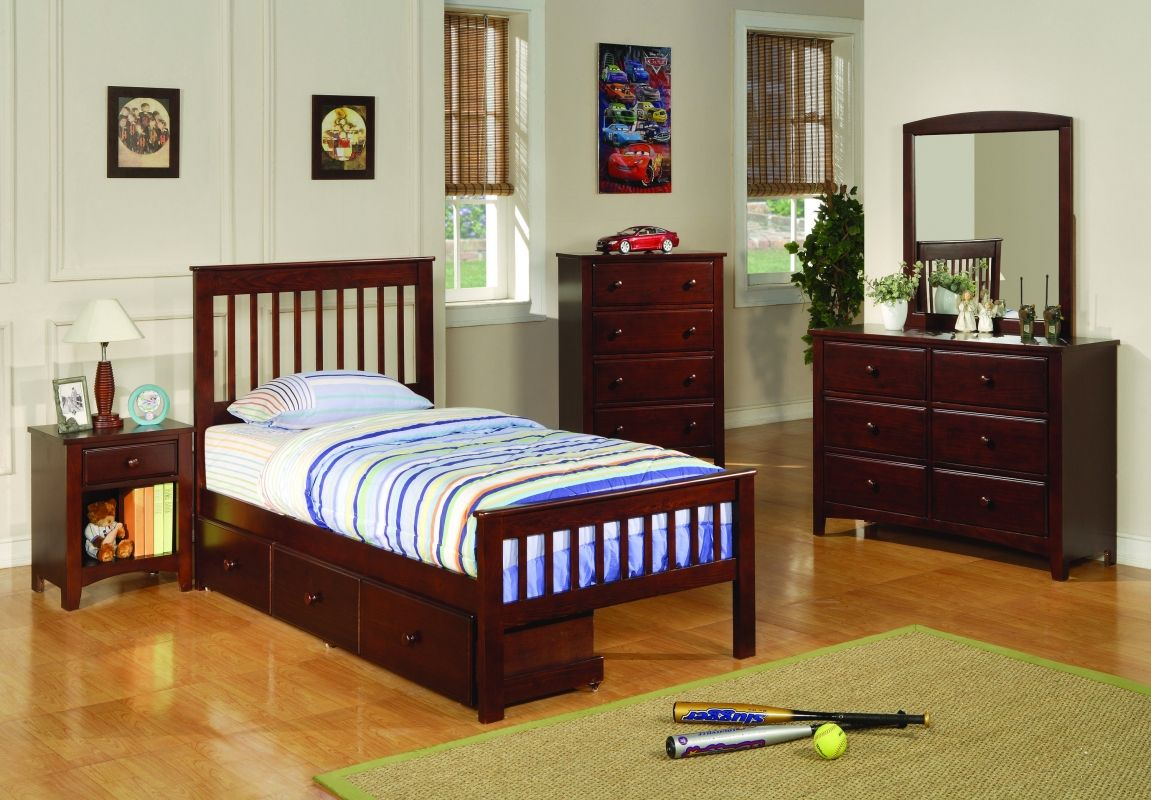 Coast casual twin bed with storage the perfect bed with