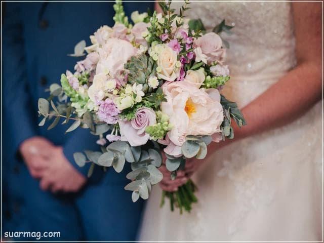 صور اجمل بوكيه ورد فى العالم 2020 بأشكال مختلفة Pink Wedding Flowers Wedding Bouquets Bride Wedding Bouquets