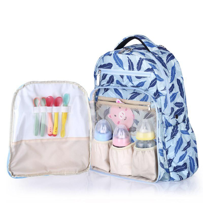 14c8ca2d04ac5 2018New Fashion Mummy Maternity Nappy Bag Travel Backpack Designer Large  Capacity Baby Bag Hot Stroller Diaper Bag for Baby Care. Yesterday s price   US ...