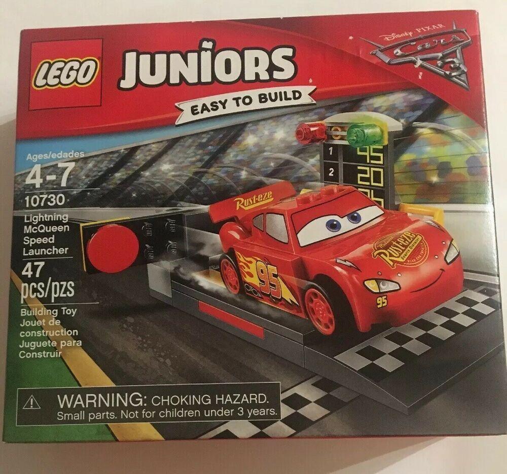 Lego Cars 3 Sets