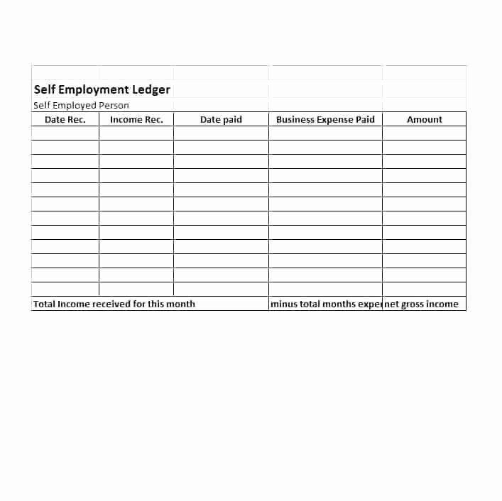 bank ledger template google sheets