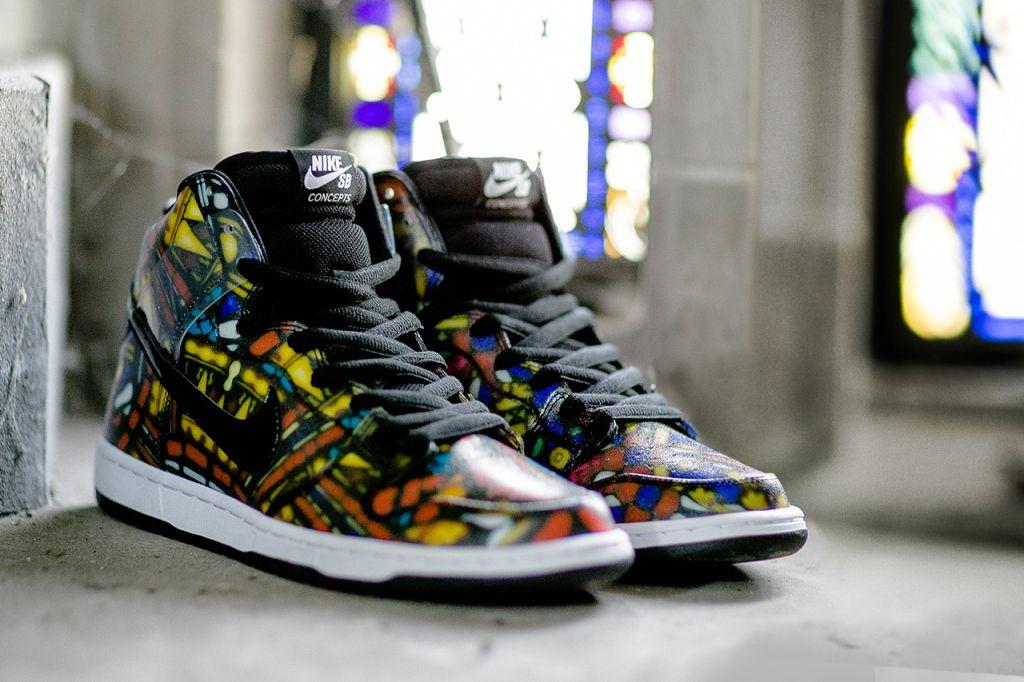 hot sale online 610d3 14399 Concepts x Nike SB