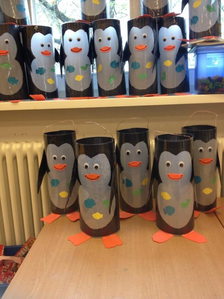 Pinguinen #penguincraft