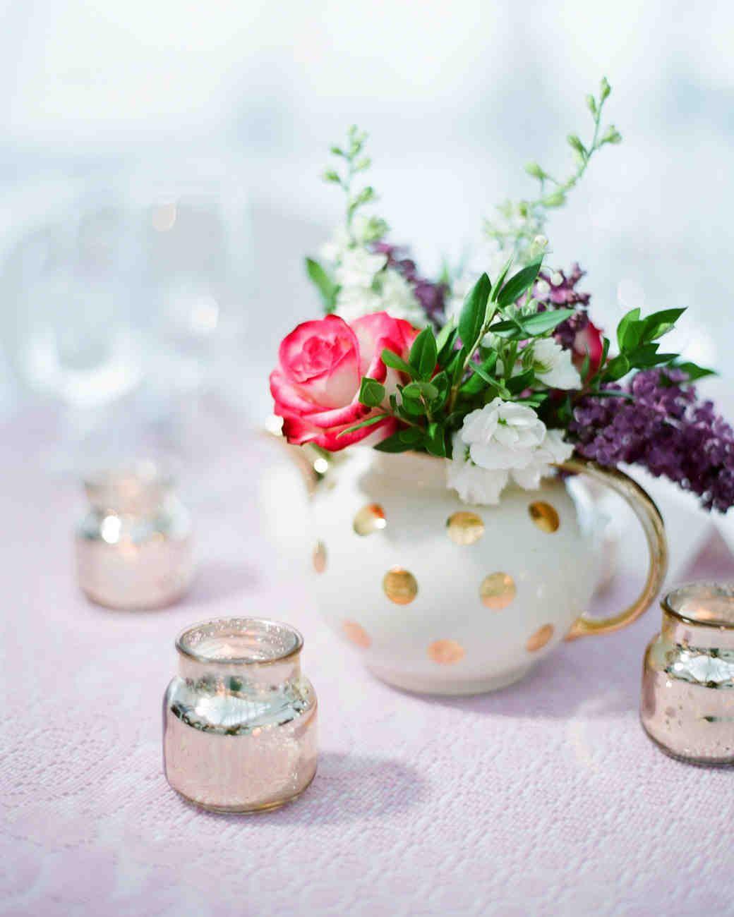 The Prettiest Bridal Shower Centerpieces | Martha Stewart Weddings ...