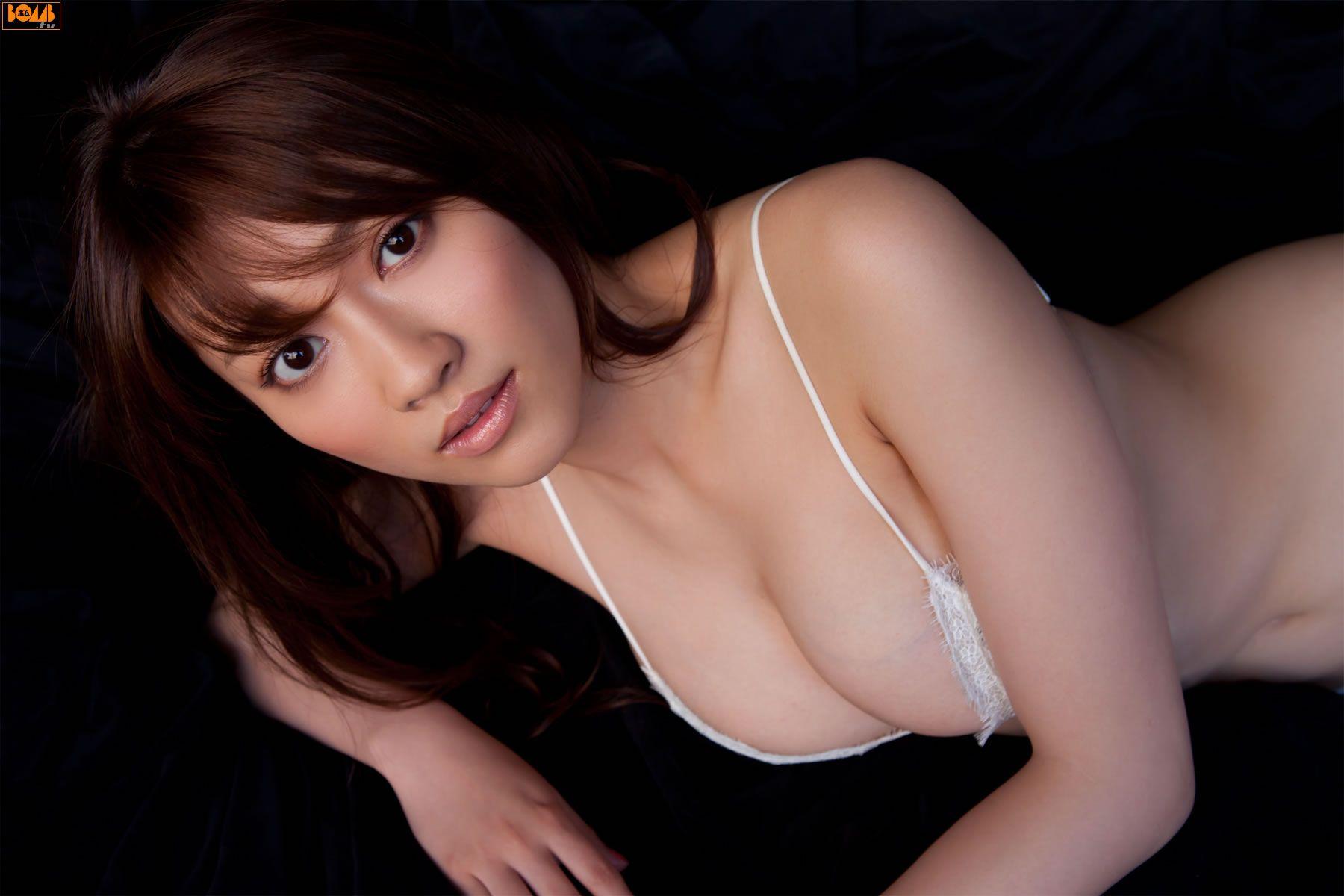 Bomb Tv 日韩美图2013 06 Mikie Hara 原幹恵 55p 高清图集 Dep